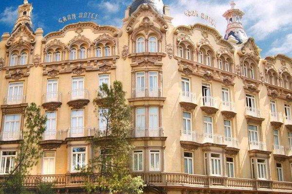 Gran Hotel Albacete - фото 21