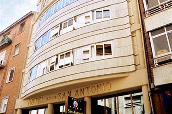 Hotel San Antonio - фото 22