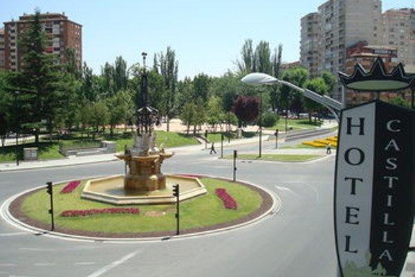 Hotel Castilla - фото 22