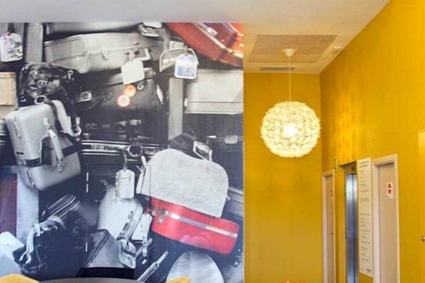 B&B Hotel Albacete - фото 6