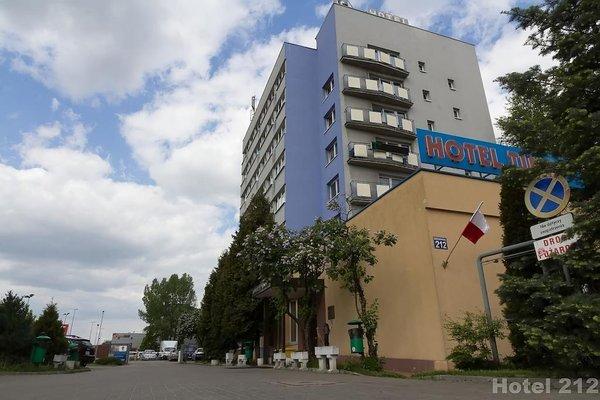 Hotel 212 (ех.Tina) - фото 21