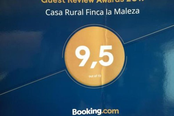 Casa Rural Finca la Maleza - 10