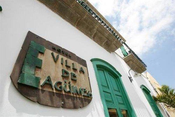 Rural Villa Aguimes - фото 50