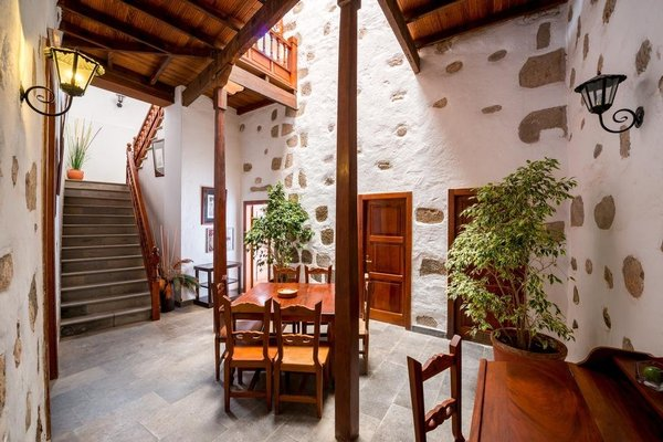 Rural Villa Aguimes - фото 16