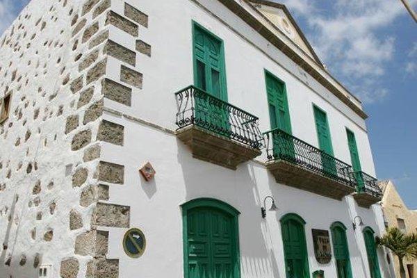 Rural Villa Aguimes - фото 22