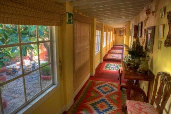 Hotel Rural Las Longueras - фото 11