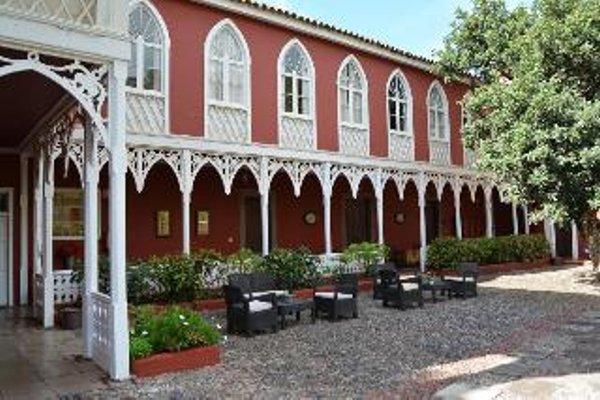 Hotel Rural Las Longueras - фото 16