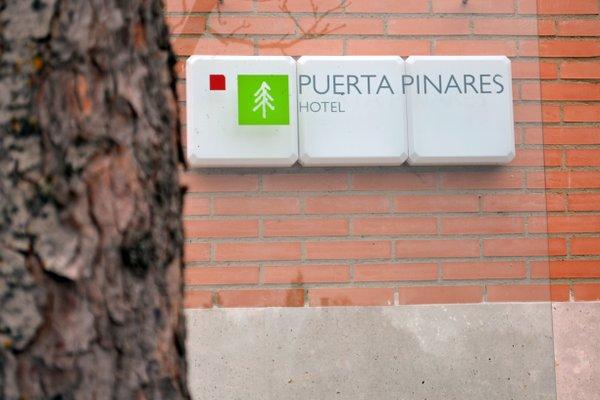 Hotel Puerta Pinares - фото 18