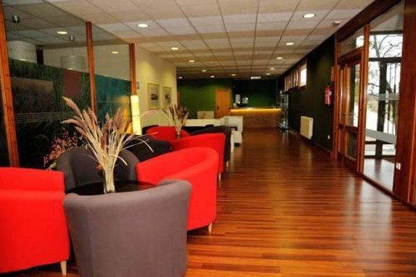 Hotel Puerta Pinares - фото 8