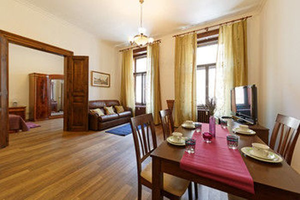 Lavanda Hotel&Apartments Prague - фото 14
