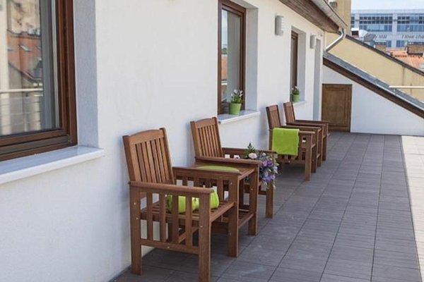 Lavanda Hotel&Apartments Prague - фото 21