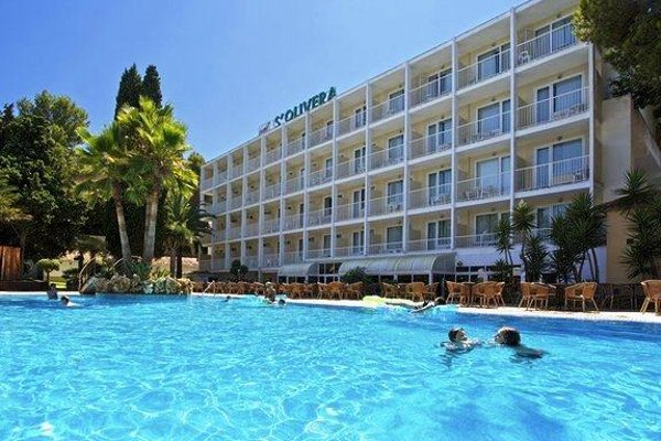 HSM Hotel S'Olivera - фото 21