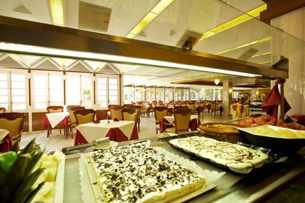 Seramar Hotel Sunna Park - фото 11