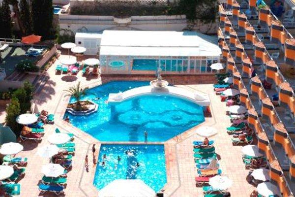 Seramar Hotel Sunna Park - фото 21