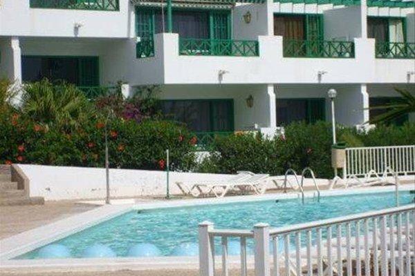 Aguycan Beach Apartamentos - фото 6