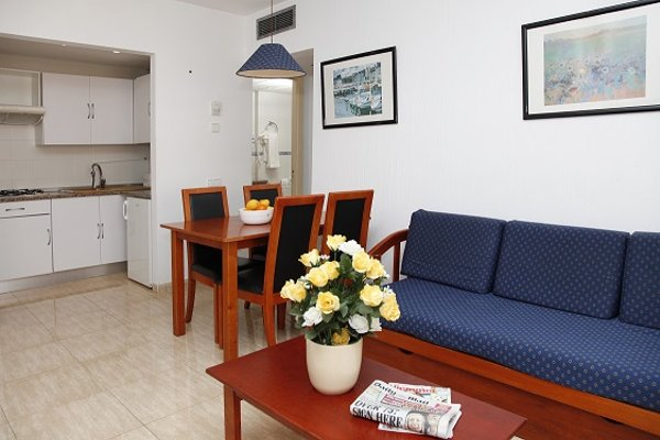 Apartamentos Roc Portonova - фото 6