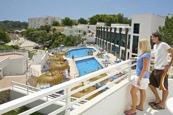 Aparthotel Ferrera Blanca - фото 20