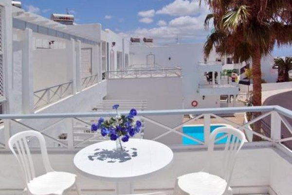 Vista Mar Apartamentos - фото 14