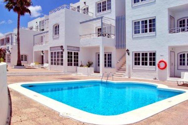 Vista Mar Apartamentos - фото 22