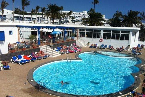 Apartamentos Jable Bermudas - фото 50