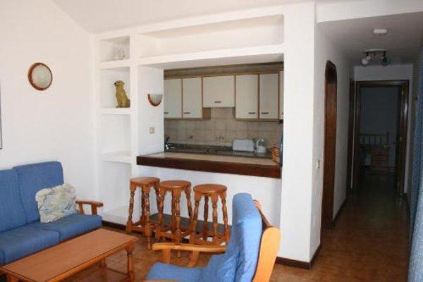 Apartamentos las Acacias - фото 11