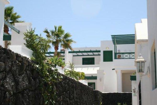 Apartamentos las Acacias - фото 22