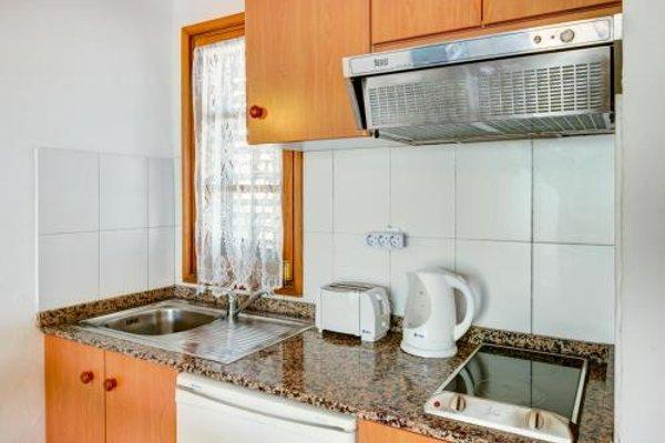 Apartamentos las Lilas - фото 11