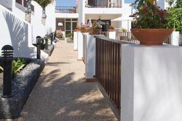 Apartamentos las Lilas - фото 21