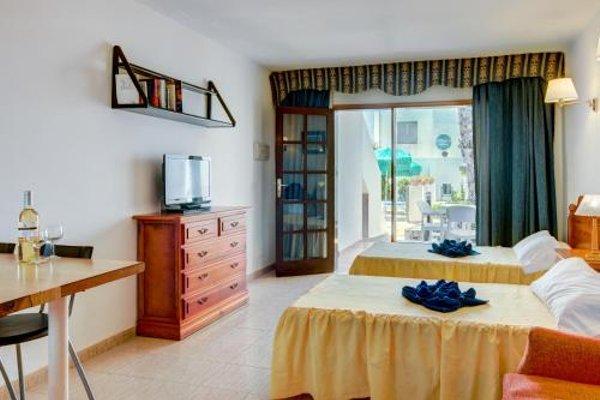 Apartamentos las Lilas - фото 5