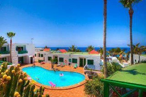 Rocas Blancas Apartments - фото 50