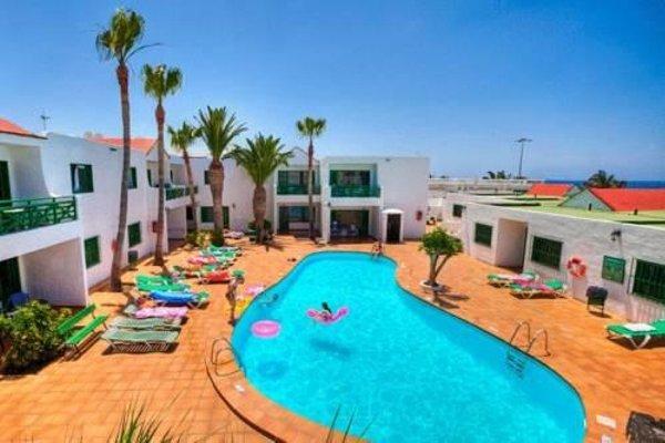 Rocas Blancas Apartments - фото 20