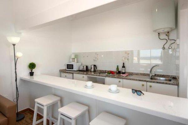 Rocas Blancas Apartments - фото 8