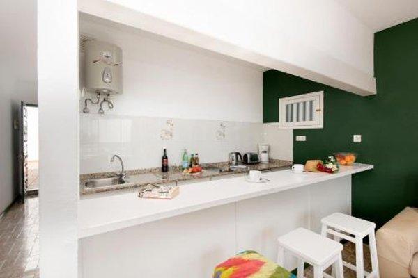 Rocas Blancas Apartments - фото 9