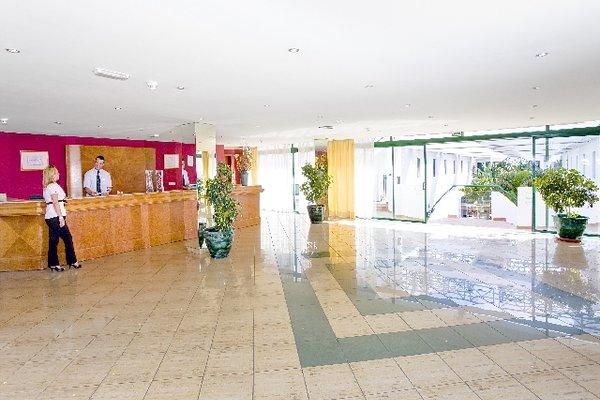 Hotel THB Flora - фото 10