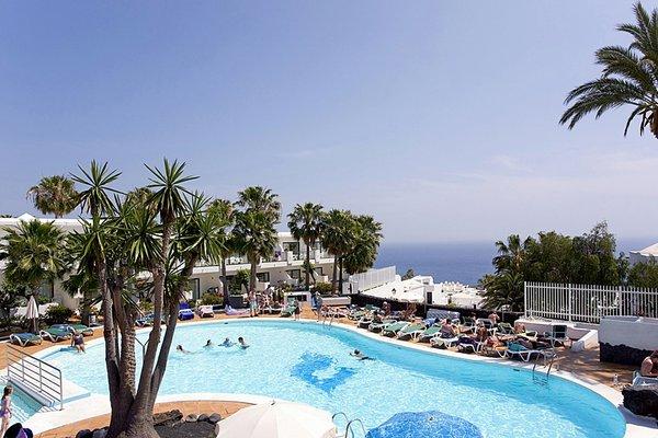 Hotel THB Flora - фото 20