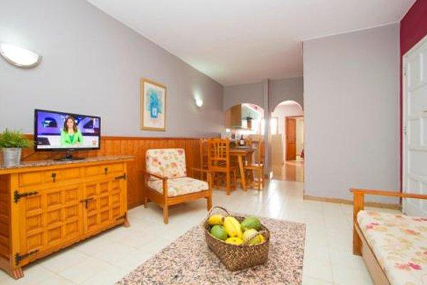 Apartamentos Teneguia - фото 7