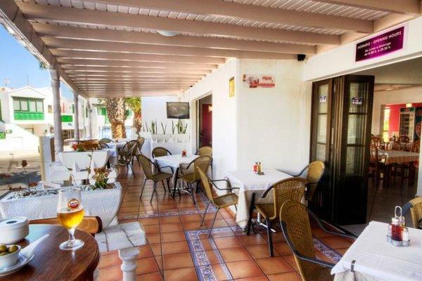 Apartamentos Parque Tropical en Lanzarote - фото 12