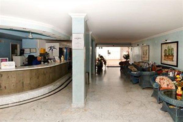 Apartamentos Parque Tropical en Lanzarote - фото 13