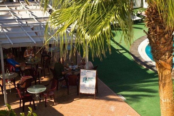 Apartamentos Parque Tropical en Lanzarote - фото 15