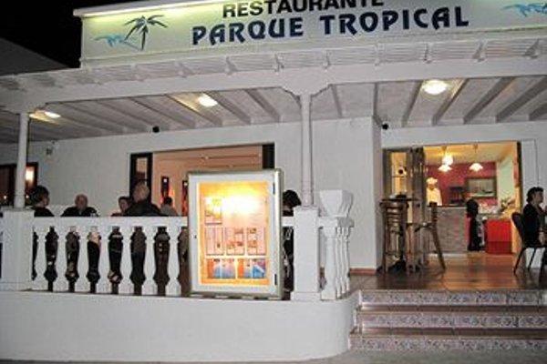 Apartamentos Parque Tropical en Lanzarote - фото 17
