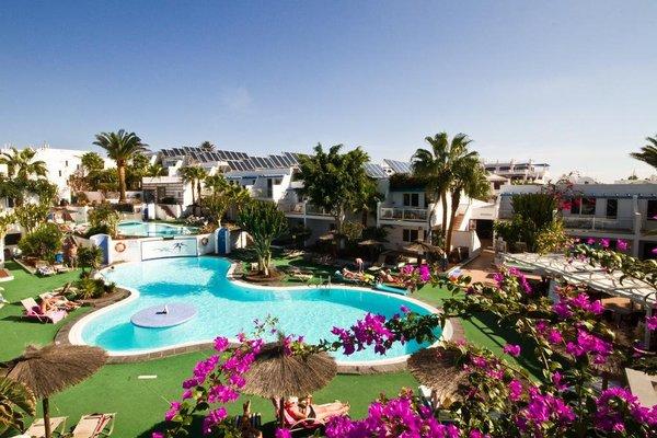 Apartamentos Parque Tropical en Lanzarote - фото 20