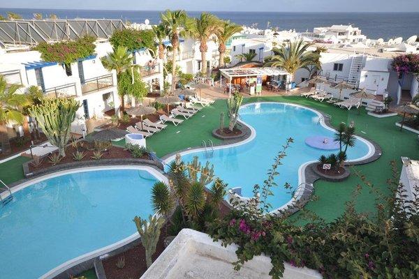 Apartamentos Parque Tropical en Lanzarote - фото 22