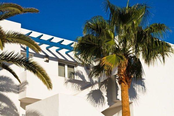 Apartamentos Parque Tropical en Lanzarote - фото 23