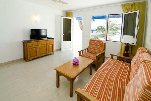 Apartamentos Parque Tropical en Lanzarote - фото 4