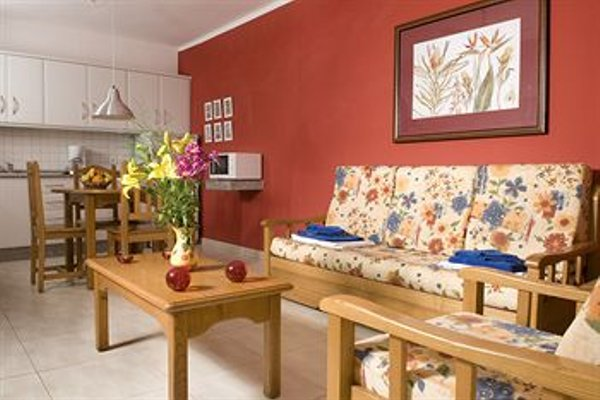 Apartamentos Parque Tropical en Lanzarote - фото 6