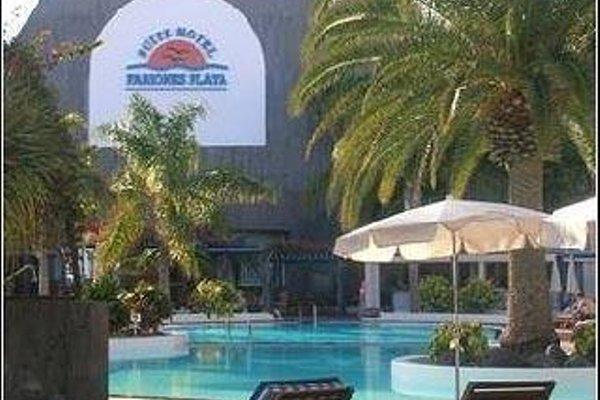 Suite Hotel Fariones Playa - фото 50