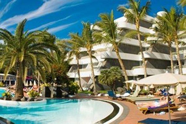 Suite Hotel Fariones Playa - фото 22