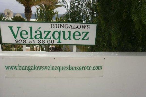 Bungalows Velazquez - фото 14