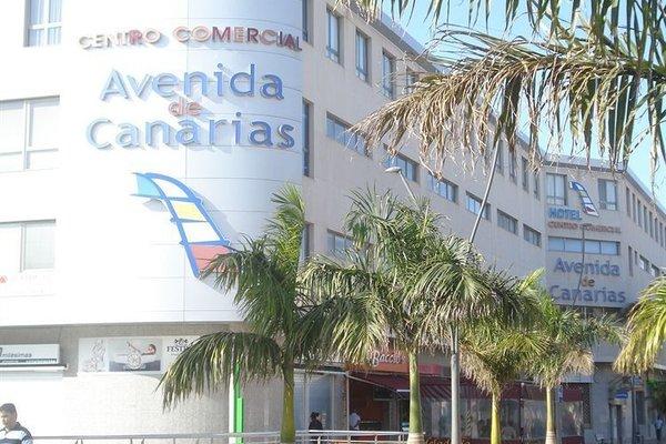 Hotel Avenida de Canarias - фото 50
