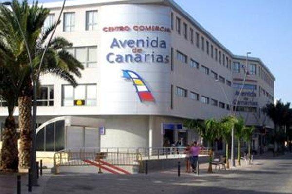 Hotel Avenida de Canarias - фото 22